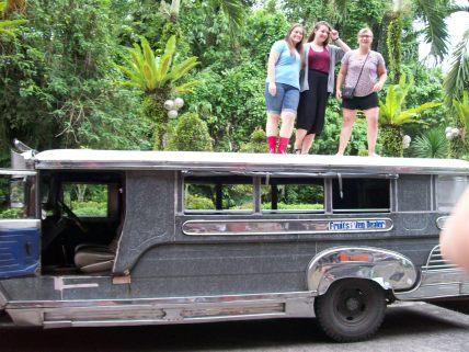 jeepney rides